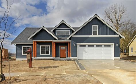 blue craftsman house 17 best ideas about craftsman style front doors on