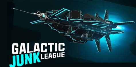 Beta Code Giveaway - galactic junk league free open beta code giveaway gamespace com
