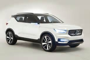 Volvo Xc40 Concept Volvo Xc40 Examined In Detail Ahead Of Geneva Debut Autocar