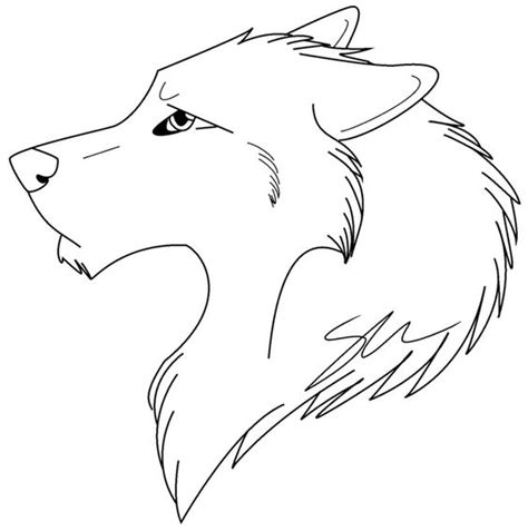 Outline For Writing A Paper Wolf by Free Semi Realistic Wolf By Italian Pitbull On Deviantart Animal Character