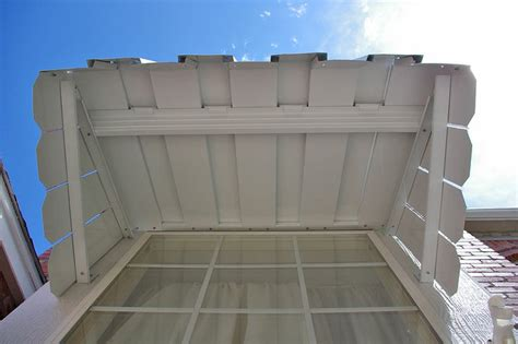 how to build a wood awning over a deck 94 best images about awnings on pinterest
