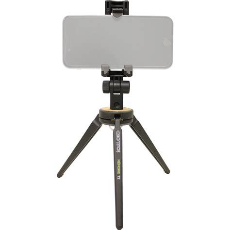 Tripod Smartphone giottos memoire t2 mini tripod with smartphone mount mmt2 b h