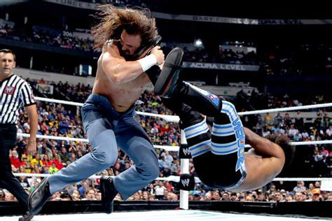 Wrestler Wardrobe by Drew Mcintyre Had A Wardrobe On Last