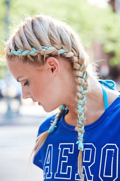 braided hairstyles seventeen 7 super cute game day hairstyles to rock during spirit