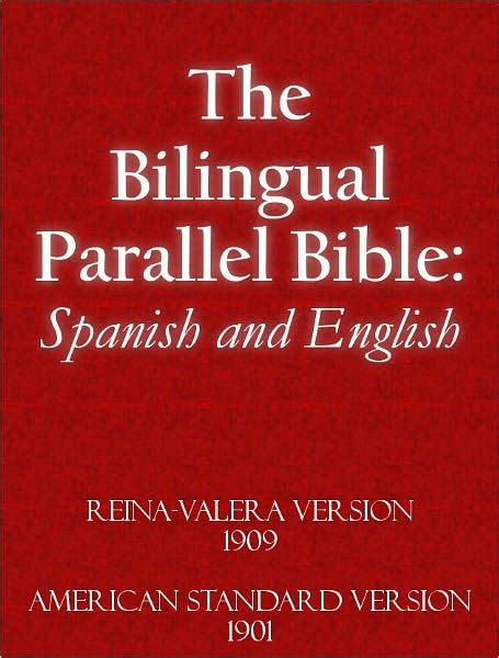 bilingual bible spanish the bilingual parallel bible english and spanish by various nook book ebook barnes noble 174