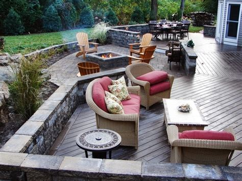 DIY Backyard Grilling Area   Modernize