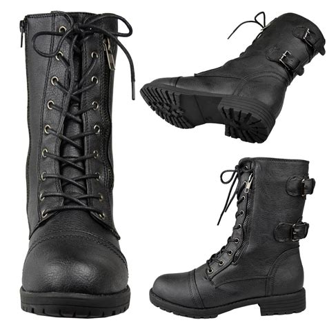 discount womans boots cheap combat boots womens popular cheap combat boots
