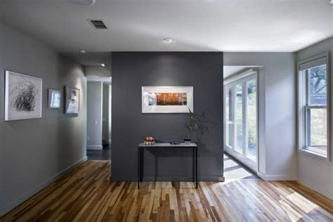 light gray room charcoal accent wall movin on up living room grey walls grey