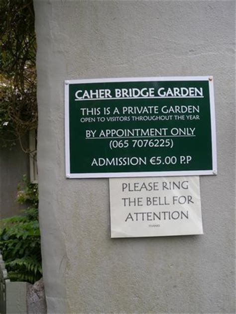 Graces Garden Phone Number by Caher Bridge Garden Ballyvaughan Ireland Address