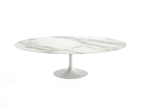 oval tulip dining table buy the knoll saarinen tulip large dining table oval at