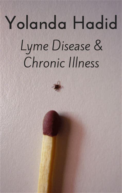 chronic neurological lyme disease yolonda foster how did she get it dr oz yolanda hadid lyme disease treatment burst implant
