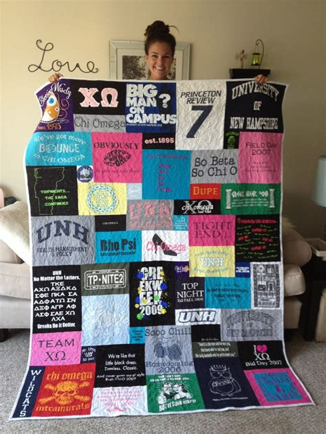 Quilting T Shirt Quilt by Blip T Shirt Quilts