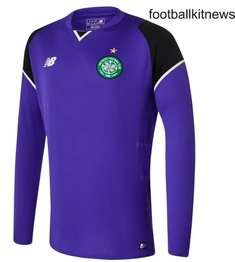 Celtic Away black celtic top 16 17 new balance glasgow celtic alternate kit 2016 17 football kit news