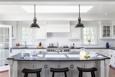 Patrick Ahearn Architect family home with new england colonial architecture on