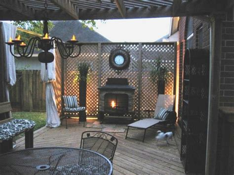 Backyard Patio Designs On A Budget Small Condo Patio Landscaping Ideas Studio Design Gallery Best Design