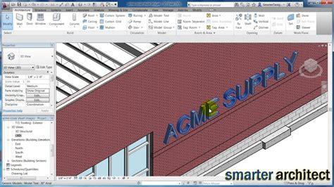 tutorial revit em portugues revit tutorials revit architecture creating building