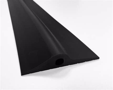 mm black rubber garage door floor seal ja seals