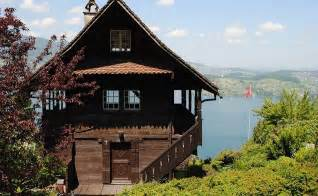 lake lucerne cottages image from www welcomebeyond