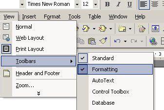 formatting  headings  subheadings