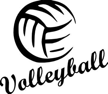 printable volleyball pattern printable volleyball stencil volleyball svg here