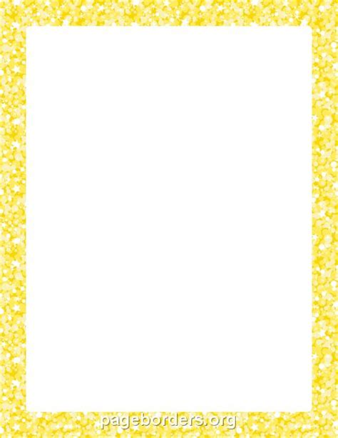 Frame O Breadbox Vr46 Black Yellow printable yellow glitter border use the border in microsoft word or other programs for creating