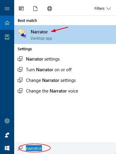 windows 10 narrator tutorial 6 ways to access narrator in windows 10 tutorial