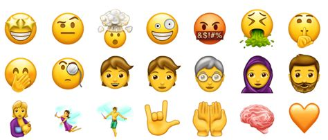emoji unicode mermaids elves and 67 other emojis coming soon to your iphone