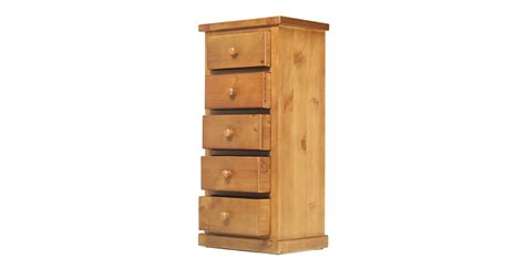 Chunky Chest Of Drawers by Chunky Pine 5 Drawer Chest Of Drawers Lifestyle