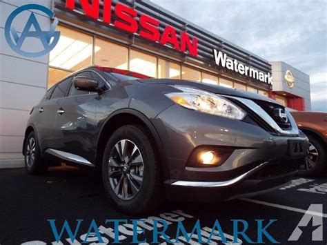 electronic stability control 2004 nissan murano security system 2017 nissan murano sl awd sl 4dr suv for sale in marion illinois classified americanlisted com