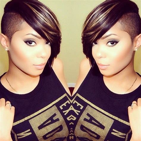 shaved back top is bob black women hair styles shaved hairstyle ideas for black women the style news