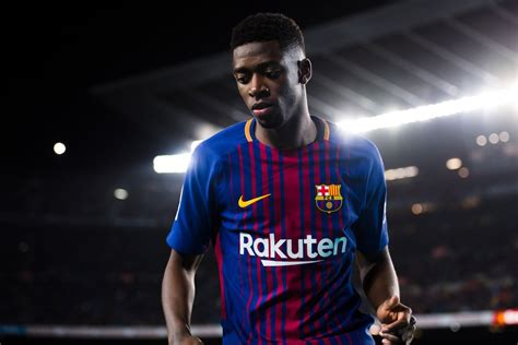 ousmane dembele odds the best is yet to come for ousmane demb 233 l 233 at barcelona