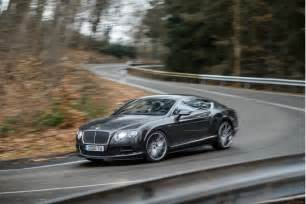 Continental Bentley 2015 Bentley Continental Gt Speed 2014 Geneva Motor Show