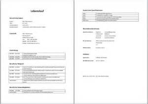 Bewerbung Anschreiben Fur Arbeit Der Optimale Lebenslauf F 252 R Ihre Bewerbung Familienwelt24