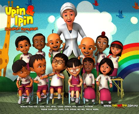 Film Kartun Upin Ipin Full Movie | upin ipin 2009 episod download free movie