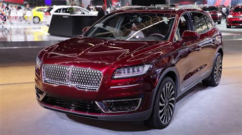 2019 Ford Nautilus by 2019 Lincoln Nautilus Price Release Date Interior