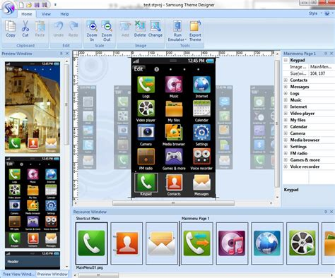 themes for samsung video editor samsung theme designer file extensions