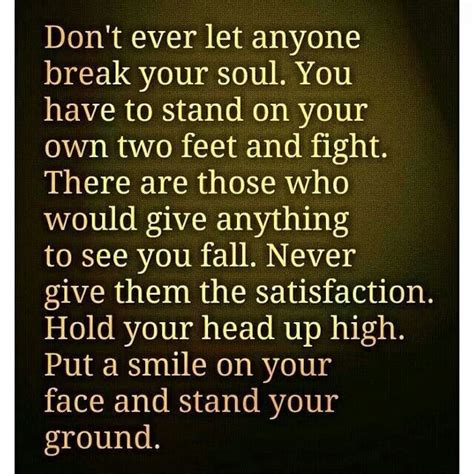 stand on your own two quotes quotesgram