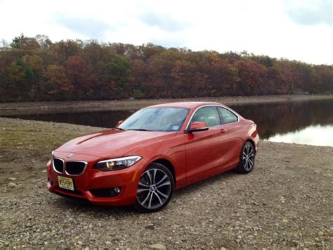 2015 bmw 228i xdrive coupe scares its luxury rivals ny