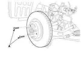 service manual rear drum removal 2012 kia soul hyundai azera front disc brake repair procedures brake system brake system hyundai azera