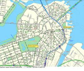 map pdf mobile map of boston world map photos and images