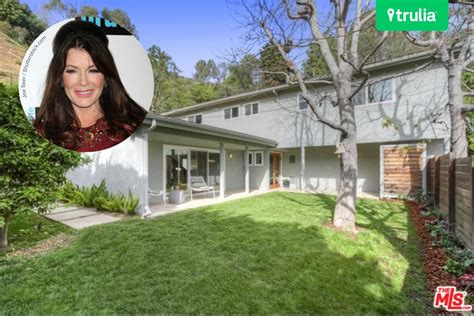 The New Lisa Vanderpump House In Beverly Hills   Celebrity