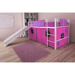 beds with slides childrens beds with desk and slide home decorating ideas