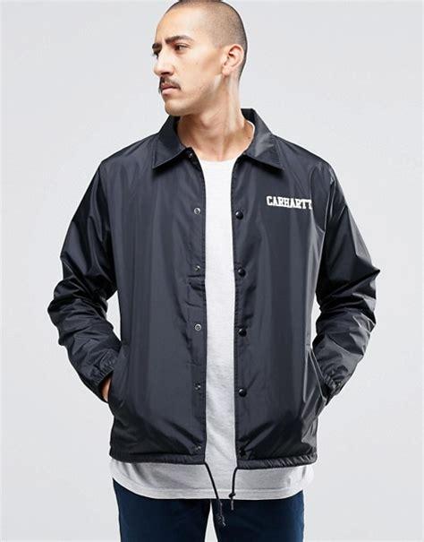 Carhartts Coach Jacket carhartt wip carhartt wip college coach jacket