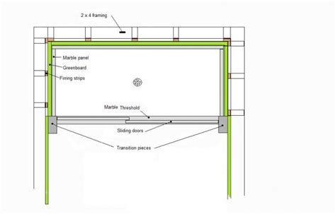 How To Install Cultured Marble Shower Pan by Custom Cultured Marble Shower Base Installation Page 3