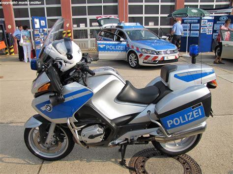 Bmw Motorrad Gebraucht Polizei by Motorr 228 Der Fotos Fahrzeugbilder De