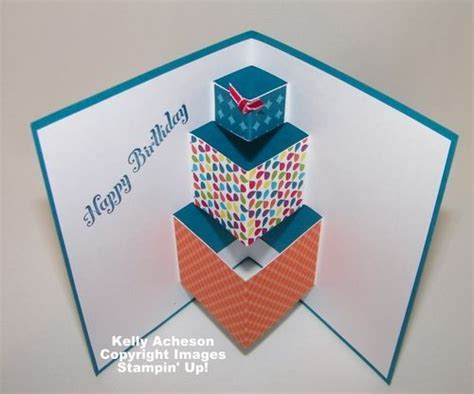 pop up card tutorial pop up card tutorial paper paper more paper birthday