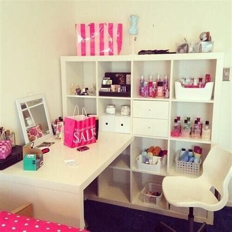 desk for teenager room cute desk organization bedroom teen desk