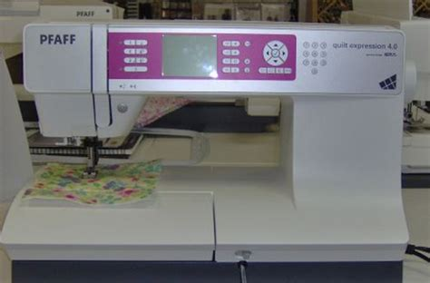 Pfaff Quilt Expression 4 0 Price by Pfaff Quilt Expression 4 0 Review Sewing Insight