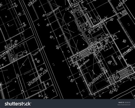 blueprint black background stock photo  shutterstock