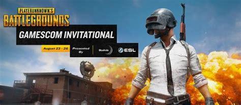 pubg invitational unveiling the gamescom playerunknown s battlegrounds